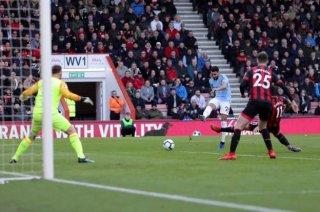 Vòng 29 Ngoại hạng Anh: Man City ghi duy nhất 1 bàn thắng tạm vươn lên đầu bảng