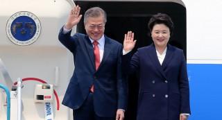 Tổng thống Hàn Quốc sắp công du 3 quốc gia châu Á