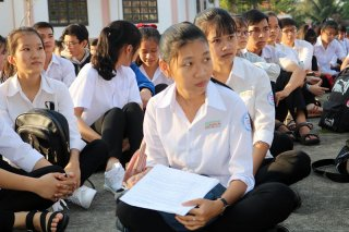 Tổ chức kỳ thi đánh giá năng lực phục vụ cho công tác tuyển sinh
