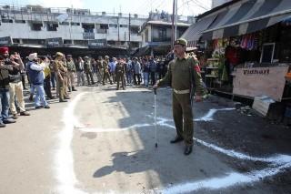 Nổ lựu đạn ở Ấn Độ làm nhiều người bị thương