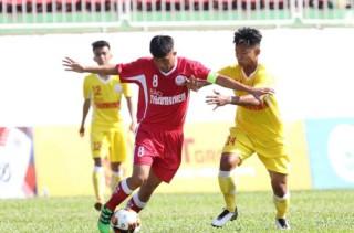 Vòng chung kết Quốc gia 2019: SLNA thắng Bình Dương 2-1