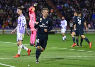 Vòng 27 La Liga: Valladolid bại thảm trên sân nhà