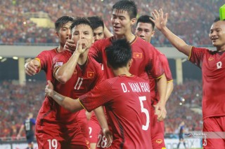 Đội tuyển Việt Nam thăng tiến trên bảng xếp hạng FIFA tháng 3-2019
