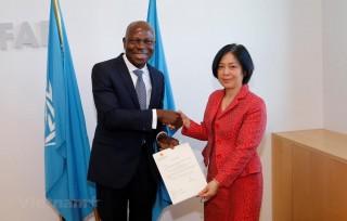 Chủ tịch IFAD đánh giá cao sự hợp tác của Chính phủ Việt Nam