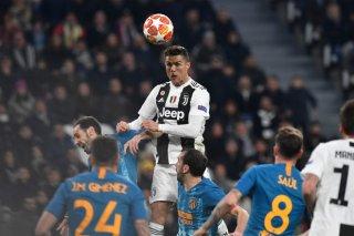 Vòng 1/8 Champions League: Juventus loại Atletico Madrid tiến vào tứ kết