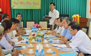 Triển khai kế hoạch Ngày Chạy Olympic vì sức khỏe toàn dân và Giải Việt dã Báo Đồng Khởi năm 2019