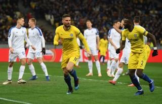 Dynamo Kyiv - Chelsea: Hat-trick siêu đẳng, chiến thắng hủy diệt