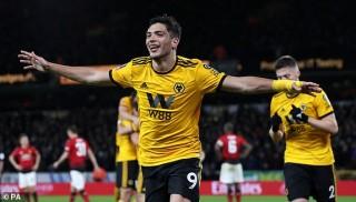 Vòng tứ kết FA Cup: Man United thua  Wolverhampton 1-2