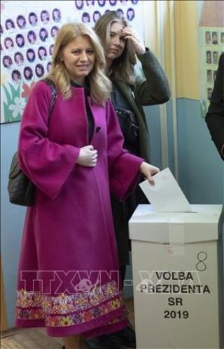 Slovakia sẽ tiến hành bầu cử tổng thống vòng 2