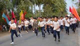 Đồng loạt tổ chức Ngày chạy Olympic vì sức khỏe toàn dân
