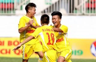 U19 Hà Nội vô địch Quốc gia năm 2019