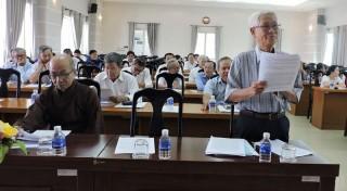 Đóng góp dự thảo văn kiện Đại hội MTTQ Việt Nam tỉnh
