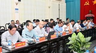 Hội thảo chuyên gia xây dựng đề cương tầm nhìn chiến lược phát triển tỉnh Bến Tre