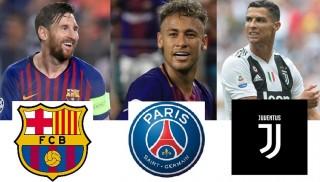 Top 10 cầu thủ có hiệu suất ghi bàn tốt nhất châu Âu mùa này có chỗ cho Messi, Neymar và Ronaldo?