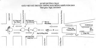Sẵn sàng Ngày chạy Olympic và Giải Việt dã Báo Đồng Khởi