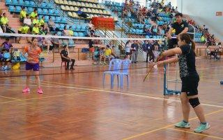 Từ ngày 5 đến 7-4-2019: Khởi tranh Giải Cầu lông các nhóm tuổi tỉnh Bến Tre năm 2019