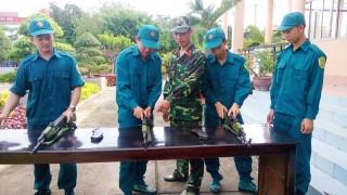 Lực lượng dân quân tự vệ - 84 năm xây dựng, chiến đấu và trưởng thành