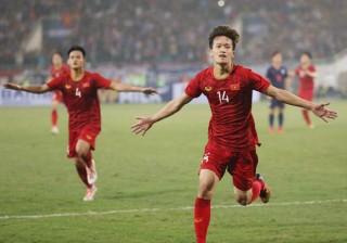 Vòng loại U23 châu Á 2020: Đội tuyển U23 Việt Nam thắng lịch sử đội tuyển U23 Thái Lan