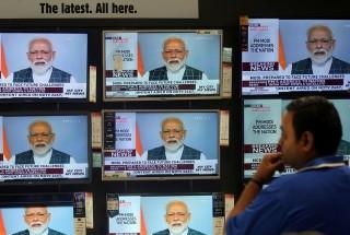 Ấn Độ bắn hạ vệ tinh tầm thấp