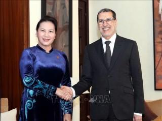 Tăng cường quan hệ kinh tế, văn hóa giữa Việt Nam - Maroc