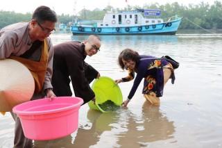 Mít-tinh kỷ niệm 60 năm Ngày truyền thống ngành Thủy sản Việt Nam
