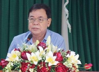 Các huyện ủy sơ kết tình hình thực hiện nghị quyết quý I-2019