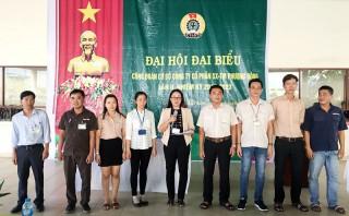 Công đoàn Công ty cổ phần Sản xuất - Thương mại Phương Đông: Đại hội đại biểu lần thứ hai, nhiệm kỳ 2018 - 2023