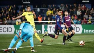 Vòng 30 La Liga: Villarreal và Barcelona chia điểm kịch tính