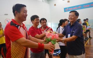 Hơn 120 vận động viên tham gia Giải Cầu lông các nhóm tuổi năm 2019