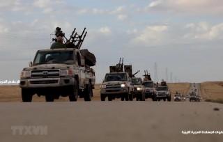 Cộng đồng quốc tế kêu gọi giải pháp chính trị cho khủng hoảng ở Libya