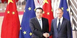 Hội nghị thượng đỉnh Trung Quốc - EU đạt đột phá