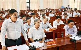 Thông báo kết quả Hội nghị lần thứ 16 Ban Chấp hành Đảng bộ tỉnh khóa X