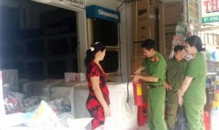 Tăng cường kiểm tra phòng cháy, chữa cháy tại khu dân cư
