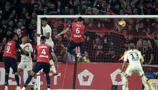 Vòng 32 Ligue 1:  PSG thất bại thảm trước Lille 1-5