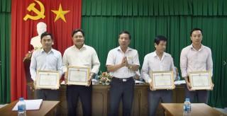 Châu Thành sơ kết 2 năm thực hiện dân vận khéo