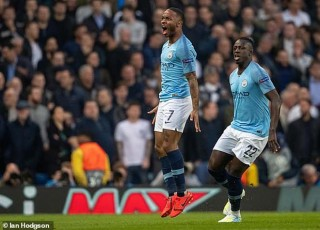 Tứ kết Champions League:  Man City thắng Tottenham 4-3 nhưng vẫn bị loại