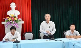 Giao ban công tác tuyên giáo quý I-2019