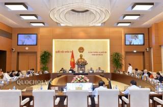 Ủy ban Thường vụ Quốc đề xuất sửa đổi quy định giảm số Phó chủ tịch HĐND cấp tỉnh, cấp huyện