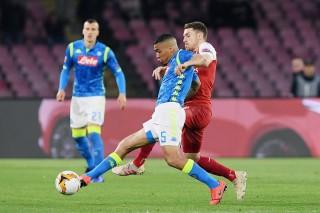 Arsenal đánh bại Napoli với 1 bàn thắng duy nhất