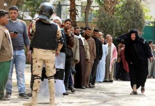 Ai Cập bắt đầu bỏ phiếu trưng cầu ý dân về sửa đổi Hiến pháp