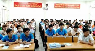 151 học viên tham gia lớp bồi dưỡng đối tượng kết nạp Đảng
