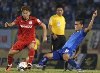 Vòng 6 V.League 2019: Quảng Nam hạ HAGL, Nam Định đánh bại Bình Dương