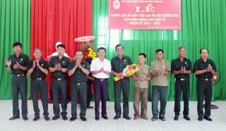 Thành lập Câu lạc bộ Cựu chiến binh, cựu quân nhân làm kinh tế huyện Bình Đại