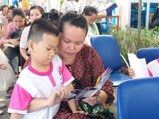 Trên 19 ngàn lượt bạn đọc đến với Ngày Sách Việt Nam lần thứ 6