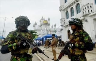 Hai nghi can chính trong loạt vụ nổ ở Sri Lanka sa lưới