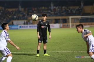 Văn Toản đã sẵn sàng thay thế Bùi Tiến Dũng ở U23 Việt Nam