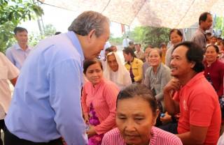 Cần nhân rộng việc khám, chữa bệnh cho người nghèo khu vực biên giới Việt Nam - Campuchia