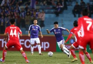 CLB Hà Nội đánh bại Nagaworld tiếp tục nuôi hy vọng ở AFC Cup