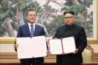 Chính phủ Hàn Quốc: Vụ phóng của Triều Tiên vi phạm thỏa thuận quân sự liên Triều