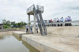 Khẩn trương thực hiện nhiều công trình, dự án nông nghiệp